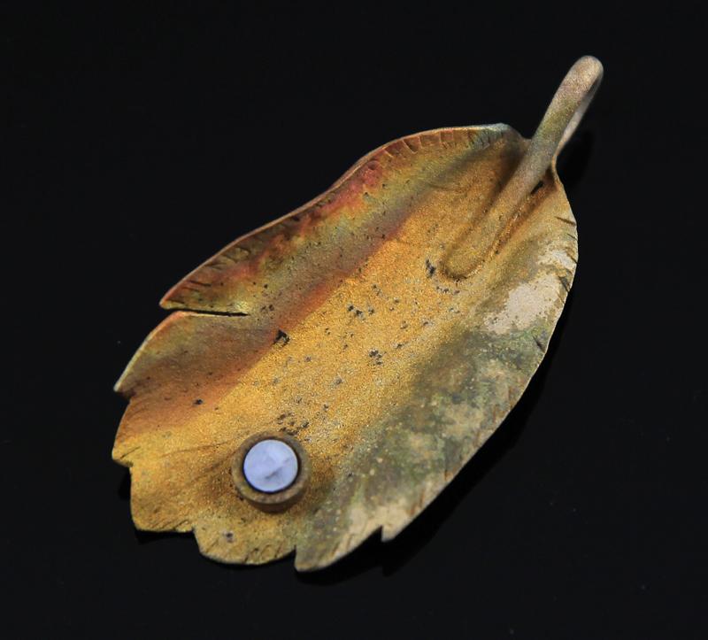 leaf patina m